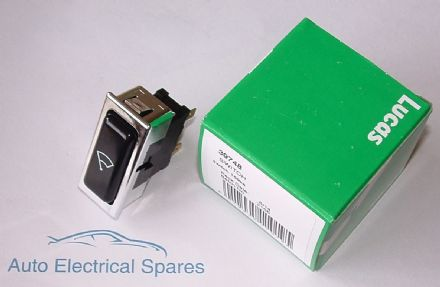lucas 39748 159SA 2 speed wiper panel switch